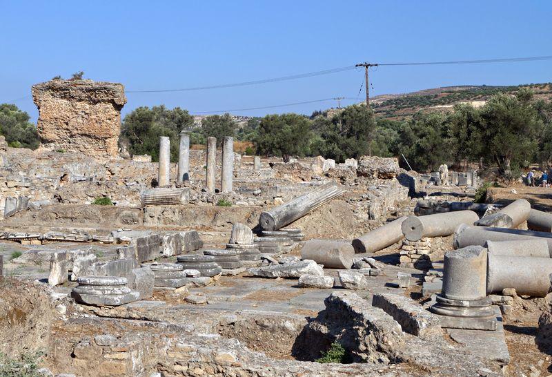 Αρχαία Γόρτυνα