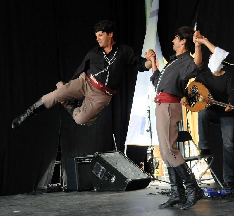 Cretan dances
