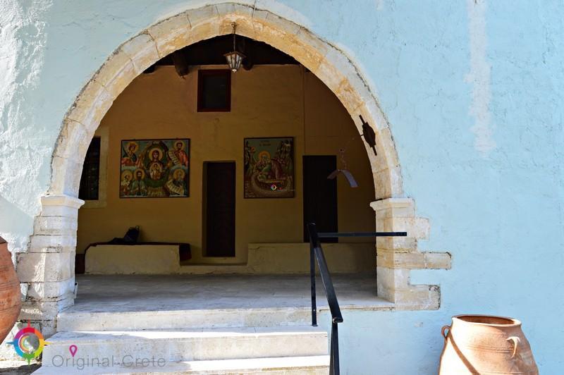 Ιερά μονή Σπηλιώτισσας