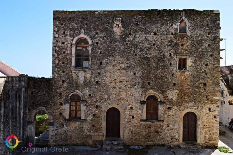 Ενετικό φρούριο Μοδινού