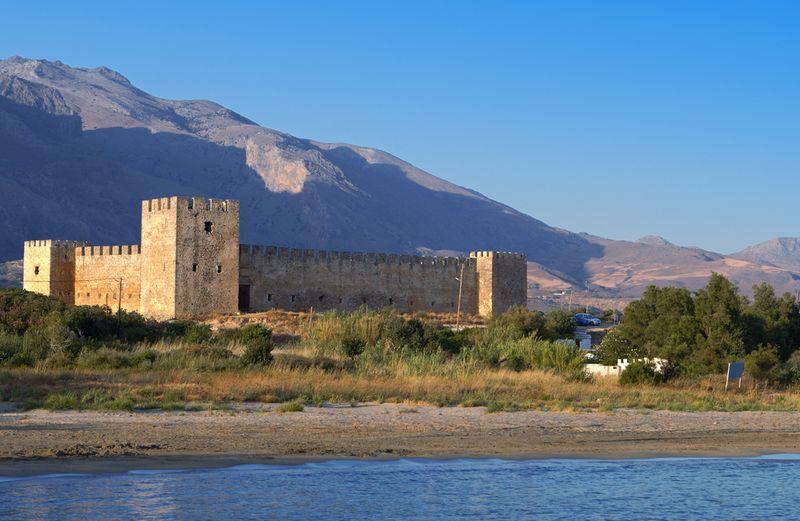 Κάστρο Φραγκοκάστελου