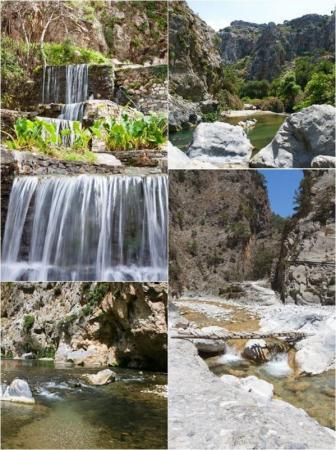 Τα ποτάμια της Κρήτης