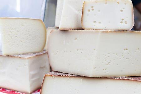 Cretan cheese