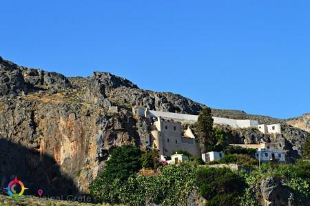 Monastery of Agios Ioannis Kapsas