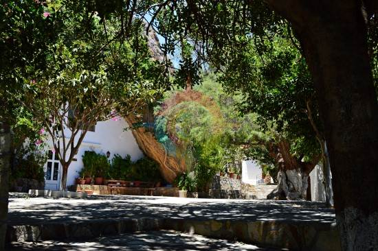 Monastery of Agios Nikitas
